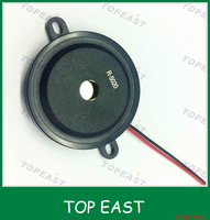 Wholesale high quality 12V ac Piezo buzzer 80DB made in china