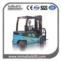 MIMA double AC electric forklift