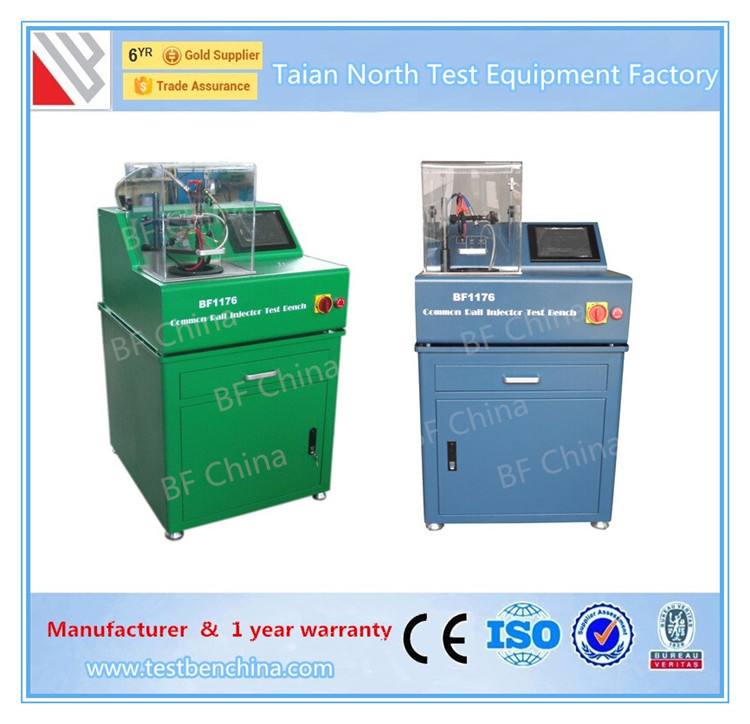 BF1176 Diesel injector test equipment with manual common rail injector tester