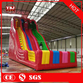 6.5*15cm Hot sale good price colorful inflatable side