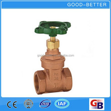 Hot selling Bronze Non-Rising Stem Gate Valve