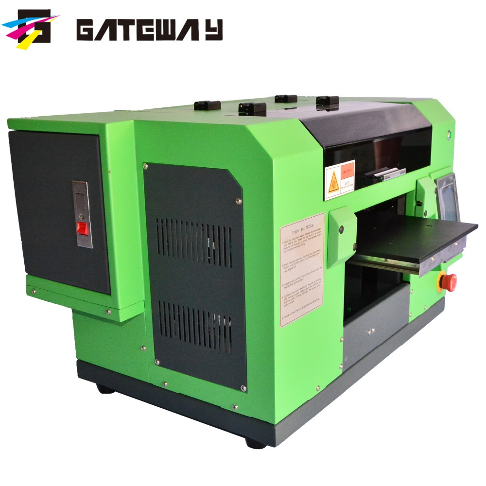 Promotional price Gateway A4 size uv mini printer