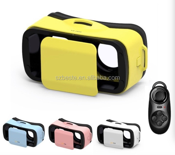Cheapest Leji Vr 3d Glasses With Sex Video Vr Box 3.0 Virtual Reality 3d Glasses Vr Headset