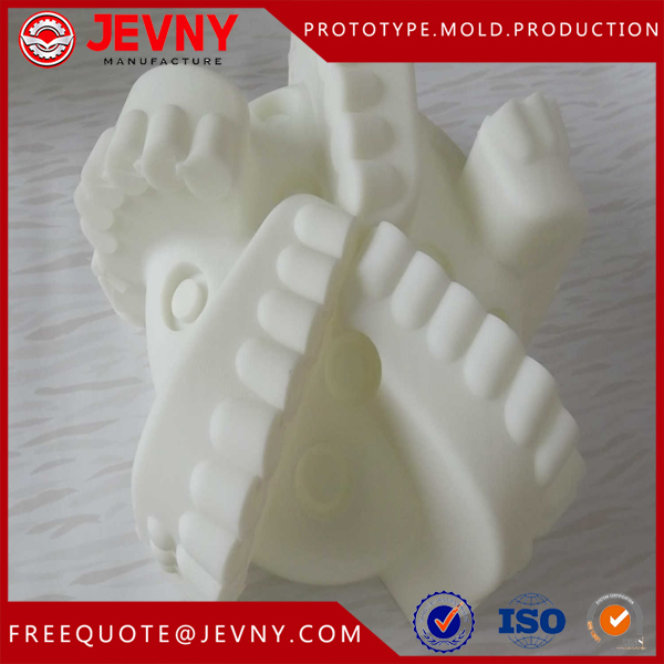 3D printing medical tooth prototype/sla sls medical tooth rapid prototyping services