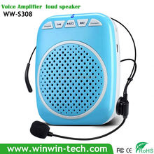Professional Mobile DJ Speakers voice amplifier for teachers