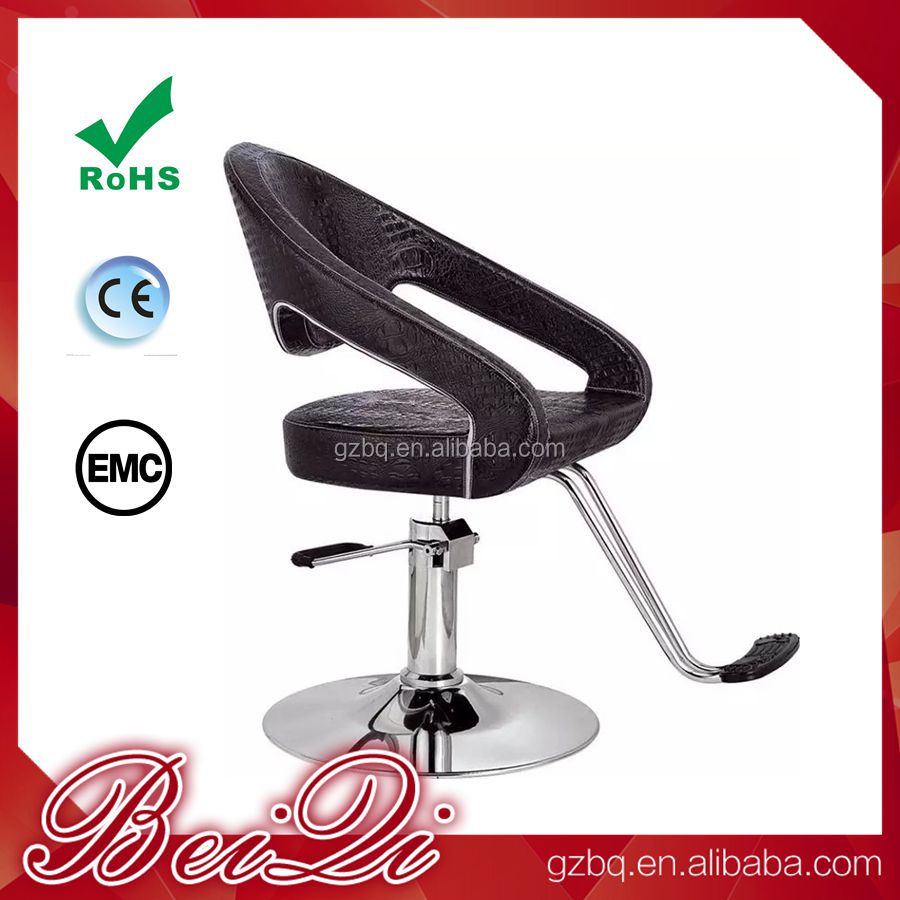 2017 BeiQi BQ-2198 hair dressing salon furniture cheap styling chair leather barber chair for sale malaysia