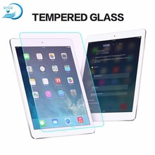 Hot Sale 9H HD Transparent For Apple For Ipad Mini 4 Glass Screen Protector