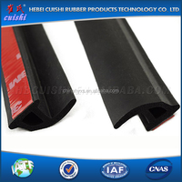 Elastic EPDM foam Auto Boot Seal Anti-aging waterproof rubber strip