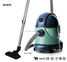 Household mute powerful barrel type dry wet amphibious carpet vacuum cleaner