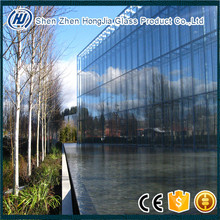 Low price 5mm thickness double glazed insulated glass windows