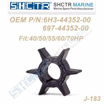 OEM Outboard impeller for YMH 6H3-44352-00 697-44352-00 18-3069 40-70HP