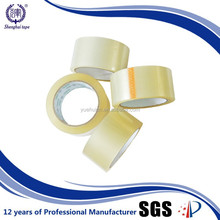 acrylic water based self-adhesive bopp packing tape