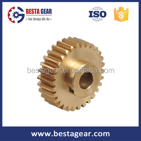 custom transmission machining parts small gear wheel