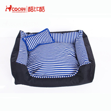 novelty printed washable pet bed sofa