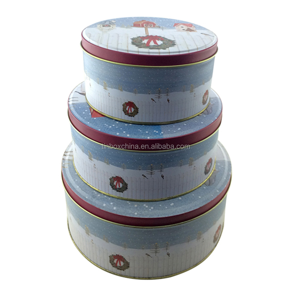 manufacturers wholesale print on tin can