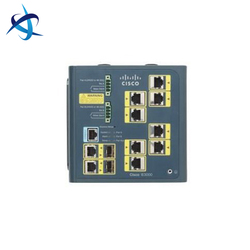 IE-3000-8TC Managed 8 port Industrial Ethernet Switch