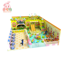indoor playground construction Kids Fun Equipment old playground equipment for sale