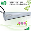 2017 Hotsale VANQLED dimmable horticultural double sided led grow light bar 75w