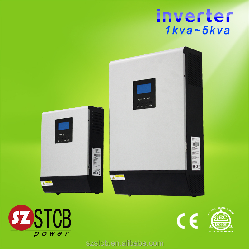 Inverter 5kva 48v with 60a solar charger support 3000w solar panel