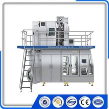 Factory Low Price Guaranteed Aseptic Juice Carton Production Line Filling Machine