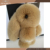 Low price car accesseries fur pendant / rabbit toy rabbit fur keychain
