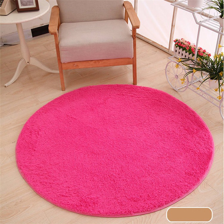 2017 factory wholesale polyester mat carpet and rug long hair carpet