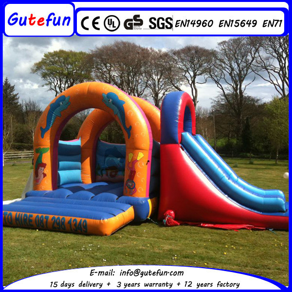 kids party inflatable castle amusement equipment