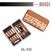 Factory directly selling pedicure set manicure kit for beauty care
