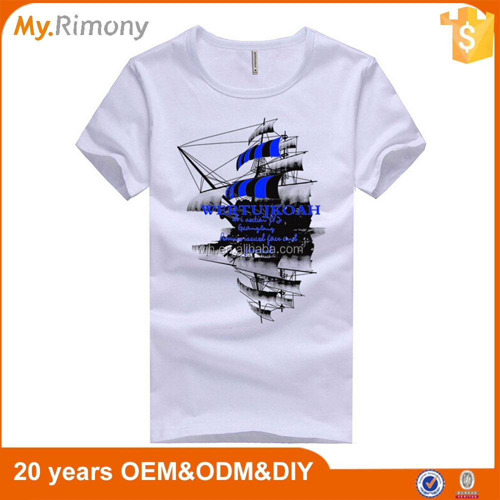 Customize your own logo t shirt with printed buy t shirt for Design your own t shirt