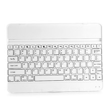 Metal Aluminum Wireless Bluetooth Keyboard For Ipad 6