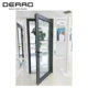 Modern Design Energy Saving System Aluminium Casement Door High Thermal and Acoustic Insulated