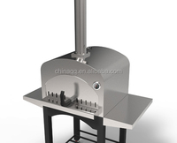 fire kings grill best supplier europe hot sale pizza oven KU-015W