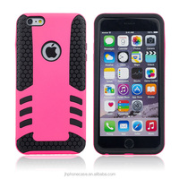 2 in 1 slim football shell heat dissipation original grip case for iPhone 6 plus