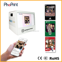 Digital Advertisement Photo Booth Printer Kiosk Looking For Joint Venture Partner