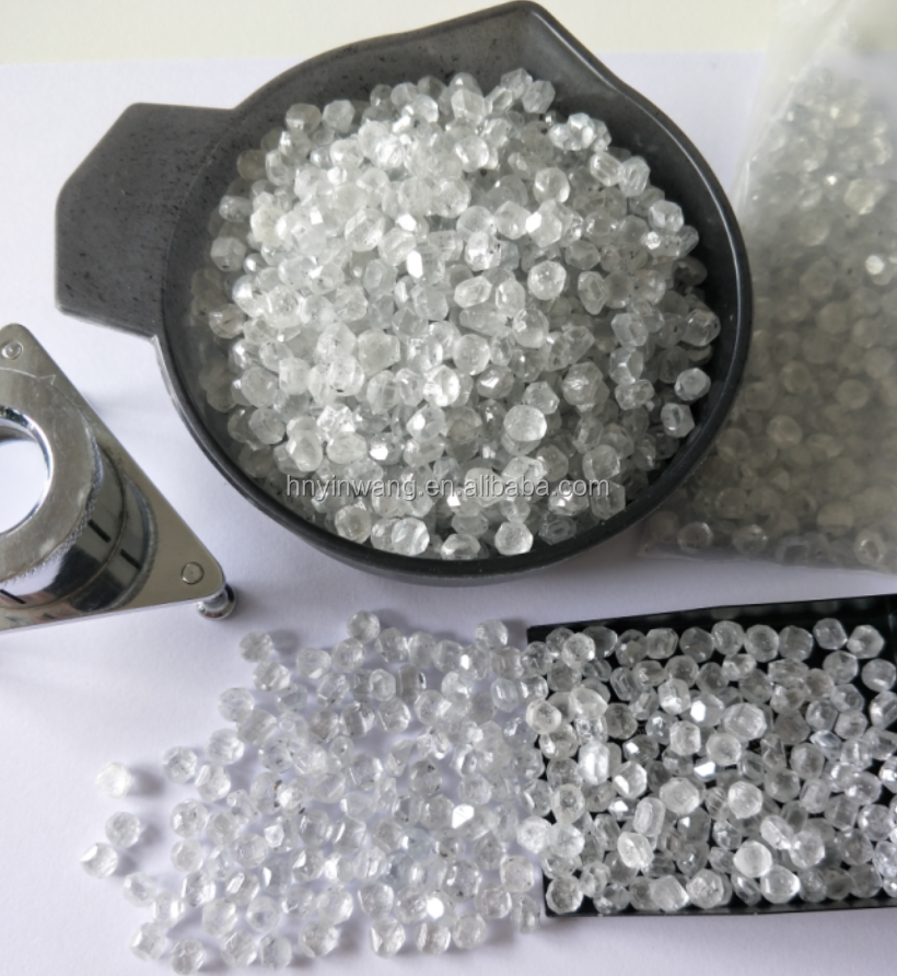Big Size Lab Grown HPHT Synthetic Diamonds Rough