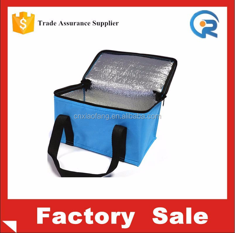 Custom size high quantity insulated cola cooler bag for keep cooling