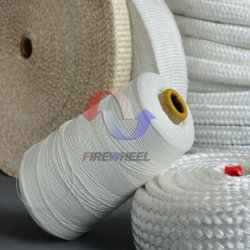PTFE coated Silica Thread
