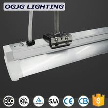 Easy replacement cool white color t8 8w led linear light