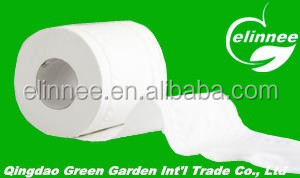 high quality virgin pulp toilet tissue paper mini jumbo roll