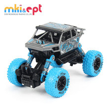 Pull Back Action Cars 1:32 Diecast Off Road Truck Model For Sale