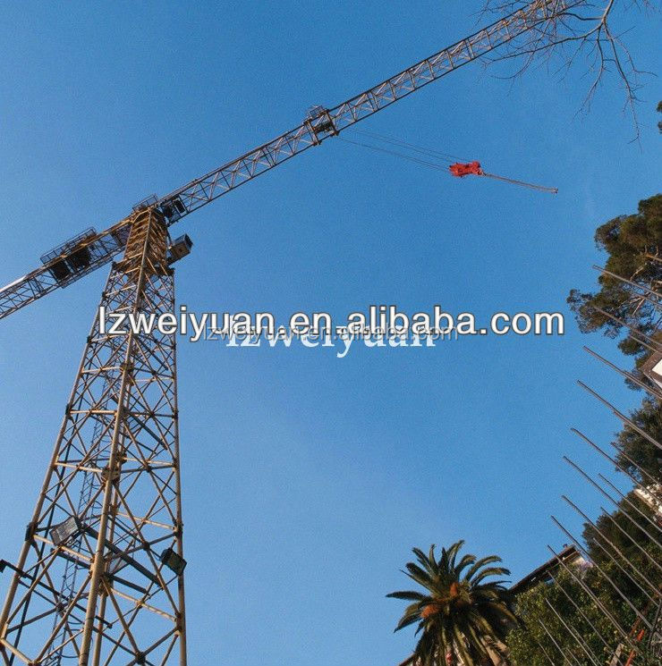 tower crane anchorQTZ50