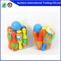 Plastic bowling set bowlinggame with balls