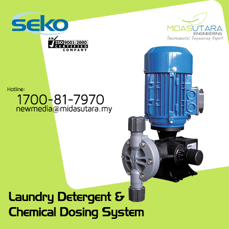 SEKO Mechanical Diaphragm Metering Pump - Malaysia