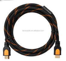 1.4 locking braid Hdmi cable 4.1 for ps4 Support 4k*2K,1080p,3D,Ethernet