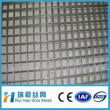 Hot dipped galvanized temporary fence panels /Australia market welded wire mesh fence