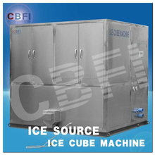 Hot sale 5tons cube ice maker machine for ice plant factory price
