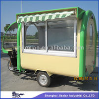 Shanghai jiexian JX-FR220GH FOOD churros CartFOR SALE burger van