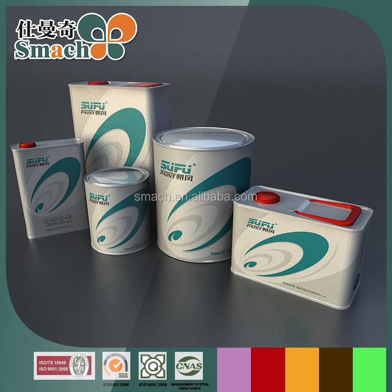 2016 The Newest high quality auto xylene paint