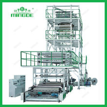 3SJ-MD Three-five layer coextrusion film blowing machine(IBC)