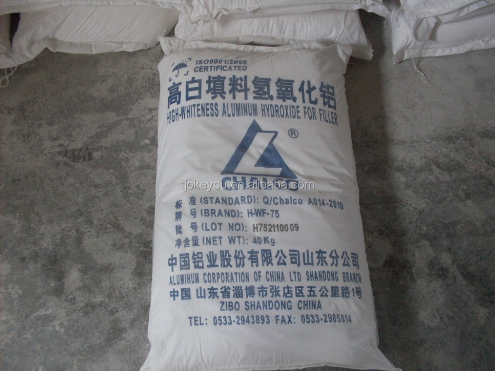Artificial marble filler Aluminum hydroxide H-WF-75 CHALCO